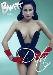 Дита Фон Тиз для журнала Bwatt