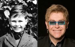 Элтон Джон в детстве и молодости