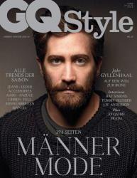 Джейк Джилленхол в фотосессии Марка Сэлигера для журнала GQ STYLE GR, осеню/зима 2013-2014