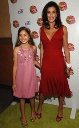 Тери Хэтчер и ее дочь