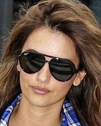 Пенелопа Крус и ее солнцезащитные очки