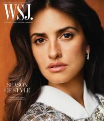 Пенелопа Крус для журнала WSJ, декабрь 2013 - январь 2014