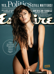 Пенелопа Крус для журнала Esquire US, ноябрь 2014