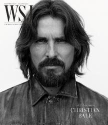 Кристиан Бейл для Wall Street Journal Мagazine, декабрь 2014 / январь 2015