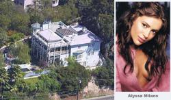 Дом Алисы Милано