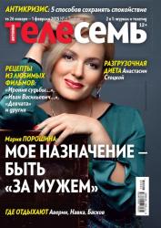 Мария Порошина на обложках журналов