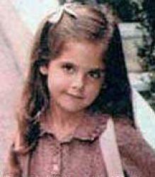 Сара Мишель Геллар в детстве