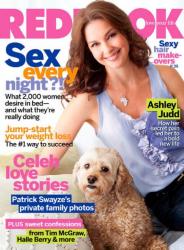 Эшли Джадд на обложках журналов