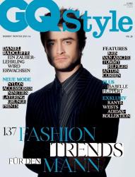 Дэниел Редклифф для GQ Style Germany, осень/зима 2015
