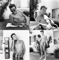 Клинт Иствуд в 1956 году