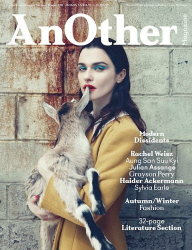 Рэйчел Вайс для журнала AnOther
