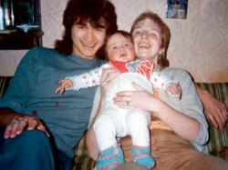 Семья Виктора Цоя