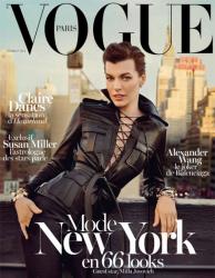 Милла Йовович для Vogue Paris