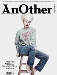 Мишель Уильямс для AnOther Magazine