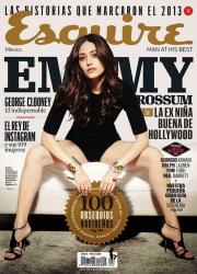 Эмми Россум для Esquire Mexico, декабрь 2013