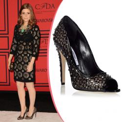 Звездная обувь Кейт Мара