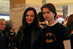 Сын Ирины Безруковой