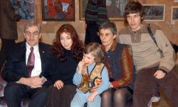 Семья Анны Большовой
