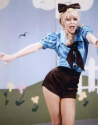 Голди Хоун в молодости, 1969 год