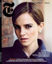 Эмма Уотсон для The New York Times T Style