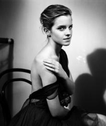 Эмма Уотсон для Glamour