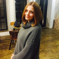 Дочь Дарьи Поверенновой