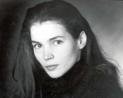Джулия Ормонд в молодости