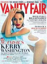 Керри Вашингтон на обложках журналов