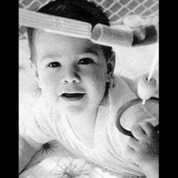 Киану Ривз в детстве