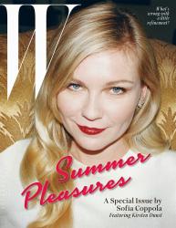 Кирстен Данст для W Magazine, май 2014