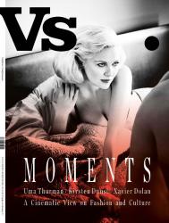 """Кирстен Данст в фотоистории """"Расставание"""" для журнала Vs. Magazine, осень-зима 2014"""