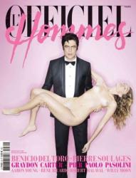 Бенисио Дель Торо на обложках журналов