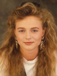 Хизер Грэм образца 1988 года