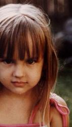 Рейчел Ли Кук в детстве