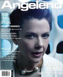 Аннетт Беннинг на обложках журналов