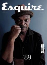 Сэмюэль Л. Джексон для июньского выпуска Esquire Russia