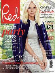 Гвинет Пэлтроу для Red Magazine, декабрь 2013