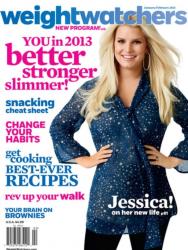 Джессика Симпсон на обложках журналов