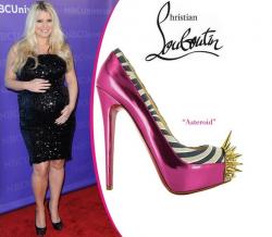 Звездная обувь Джессики Симпсон