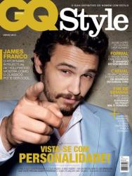 Джеймс Франко на обложках журналов