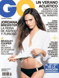 Джордана Брюстер на обложках журналов