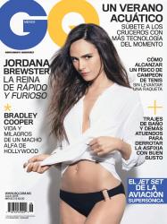 Джордана Брюстер для июльского номера GQ Mexico
