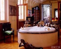 Роскошные интерьеры миланского дома Донателлы Версаче