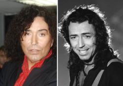 Валерий Леонтьев в 2009 году и в 80-е годы