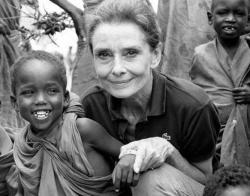 Одри Хепберн в Сомали