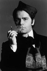 Карл Лагерфельд, 1977 год