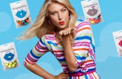 Мария Шарапова выпустила конфеты Sugarpova
