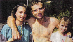 Семья Марии Шараповой