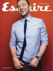 Джастин Тимберлейк на обложках журналов