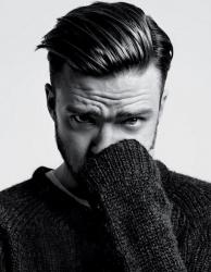 Джастин Тимберлейк для T Style, 2013